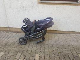 ABC Zoom Design Geschwisterwagen: Kleinanzeigen aus Vierkirchen - Rubrik Kinderwagen