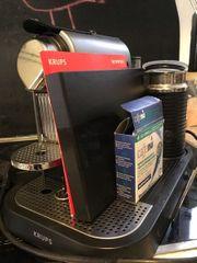 Krups Nespresso Citiz Milk Kapselmaschine