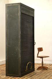 Rolladenschrank Metall Rollladenschrank Antik Tresor