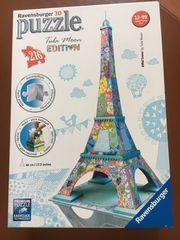 3D Puzzle Eiffelturm von Ravensburger