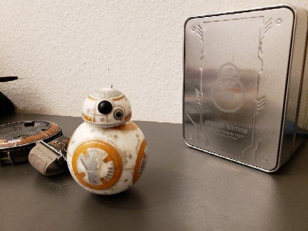 SPHERO Roboter STAR WARS BB-8