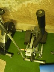 Crosstrainer Hometrainer Orbitrek fahrrad gebraucht
