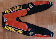 Hose Enduro Motocross Madhead Orange
