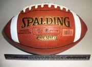 USA Spalding Premier Football american
