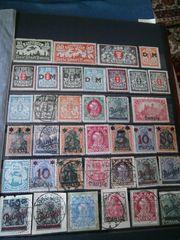 Briefmarken und vieles mehr