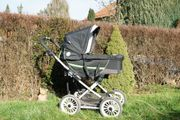 Emmaljunga City Cross Carrycot