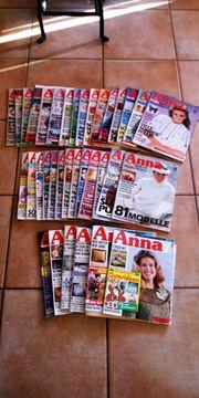 Zeitschriften Anna