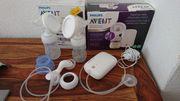 Philips Avent Premium elektrische Milchpumpe