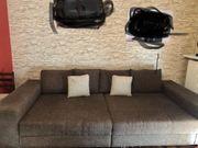 zu verschenken Big Sofa Couch