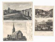 Feldpostkarten Frankreich 1 Weltkrieg