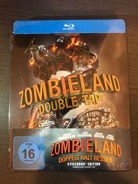 Zombieland Doppelt hält besser Steelbook: Kleinanzeigen aus Rannach - Rubrik Sonstige Sammlungen