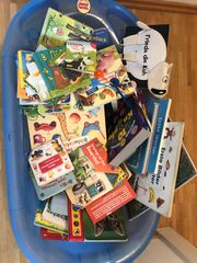 Viele Kinderbücher