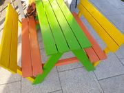 Kinderbank Kindersitzgarnitur