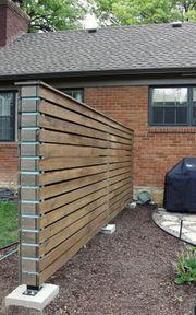 Schichtschutz aus Holz oder Metall