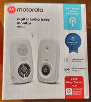 Motorola MBP21 Babyphone weiß - im Original-Karton