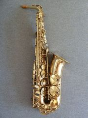 Alt Saxophon Selmer Paris Super