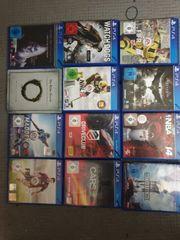 12x PS4 Spiele a 15