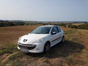 Peugeot 206 weiß 55 kw