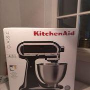 Verkaufe schwarze Kitchen Aid