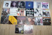 51 x Vinyl Schalplatten Die