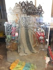 Riesen Spiegel Deko Geschenk Geschäft