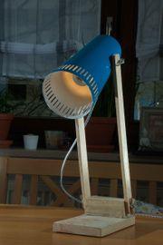 Tischlampe Nordal blau sehr gut