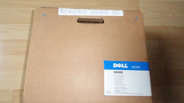 Original Dell N0888 Toner für
