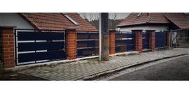 Bild 4 - Moderne Zaunanlage inkl Montage Geländer - Laucha