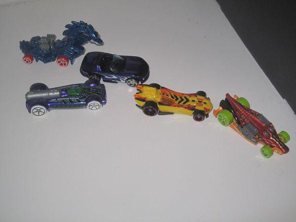 Hotwheels Auto Set