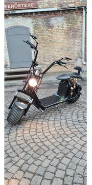 Elektroroller 50ccm Harley mit Straßenzulassung