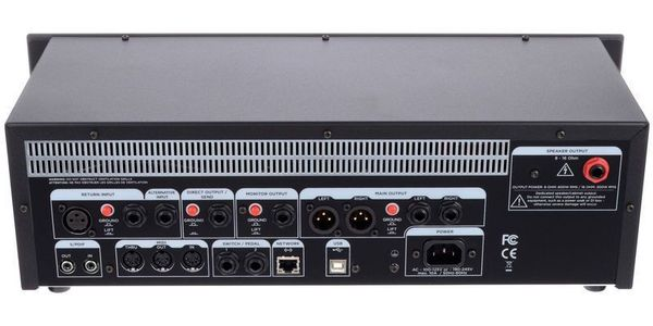 Kemper Profiling Amp 600 watt