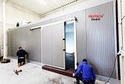 Kühlraum Kühlzellen Kühhallen Tiefkühlraum 2
