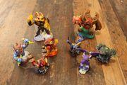 Skylanders Giants 8 Figuren
