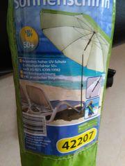 Verkaufe Sonnenschirm in sehr gutem