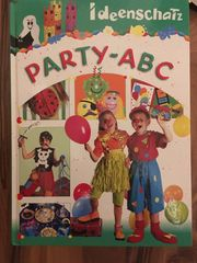 Party ABC Ideenschatz Buch