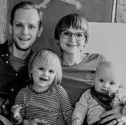 Familie sucht dauerhafte Bleibe in