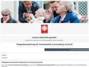 Pflegedienstleitung für Sozialstation m w