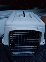 Hundetransportbox AniOne Gr M mit