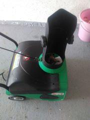 Schneefräse CMI Elektro-Schneefräse