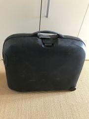Samsonite Koffer schwarz