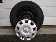Mercedes Sprinter VW Crafter Allwetter-Kompletträder