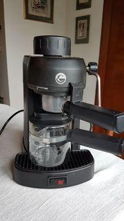 ältere Espresso-Maschine