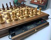 Schachcomputer Mephisto München mit Modulset