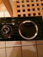 Autoradio SD-Radio XOMAX XM-2CDB614 WMA