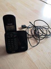 Phillips Telefon Ladestation Kabellos