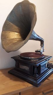 Grammophon zu verkaufen
