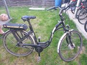 E-Bike Hercules Tourer 7