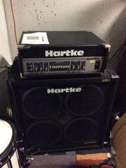 Bass Amp Hartke HA3500 und