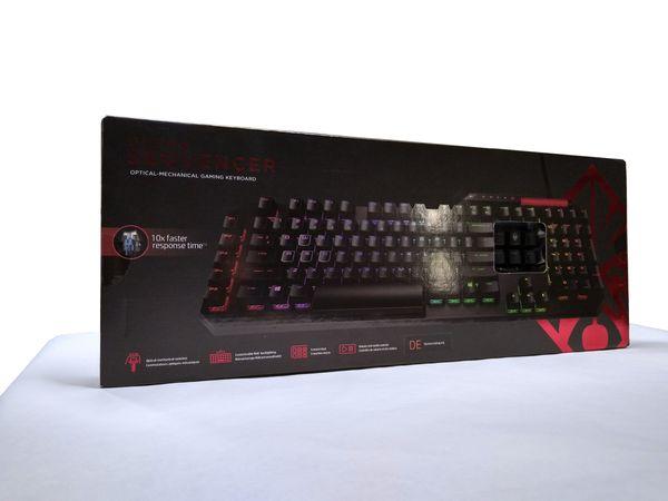 OMEN Sequencer Mechanische Gaming Tastatur