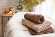 Wohltuende Wellness-Massagen Entspannung Zeit für